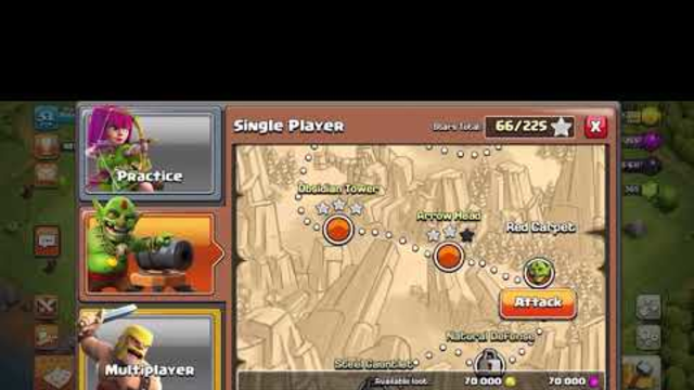How to defeat Red Carpet and Natural Defense in Clash of Clans!!!