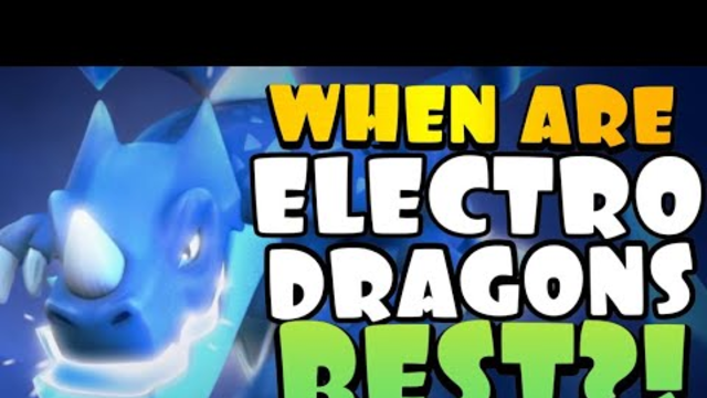 When SHOULD you use ELECTRO DRAGONS? Best TH11 Attack Strategies in Clash of Clans