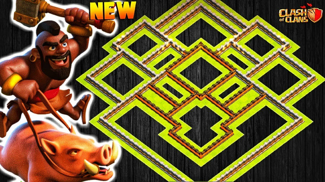 NEW TOWN HALL 11 FARMING/TROPHY BASE 2020! TH11 HYBRID BASE WITH REPLAYS!! - CLASH OF CLANS(COC)