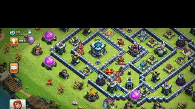 Clash of clans how to max th 3