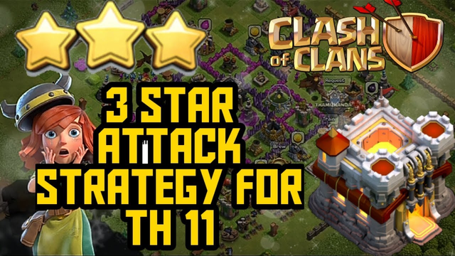 TOWN HALL 11 ATTACK STRATEGY 2020 || #TH11 || #COC