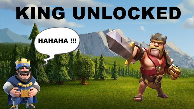 FINALLY UNLOCKING !!! THE BARBARIAN KING, SABKA PAPA IN CLASH OF CLANS - COC (HINDI)