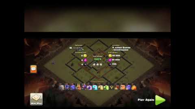 Best th10 attack strategy - ground attack - clash of clans