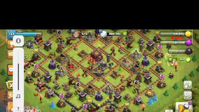 My clash of clans base. #Town hall 10 max