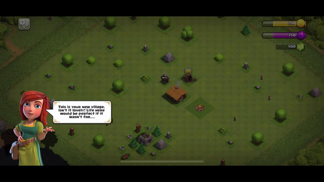Clash Of Clans ep.1 Town Hall 1
