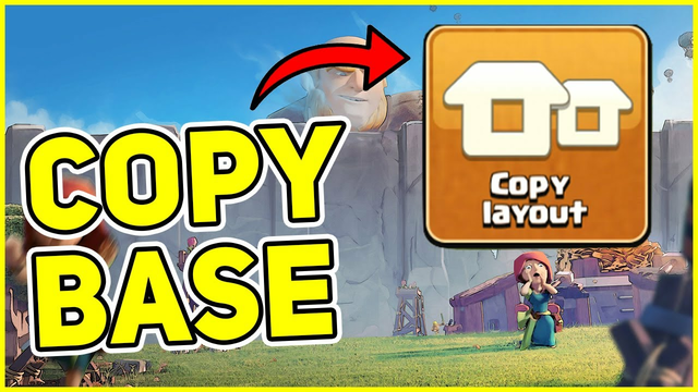 How to copy a base in Clash of Clans 2020 | Copy someones base | Quick and easy