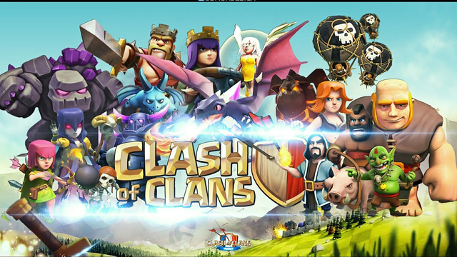 The Best troops training for TH7\Clash of clans