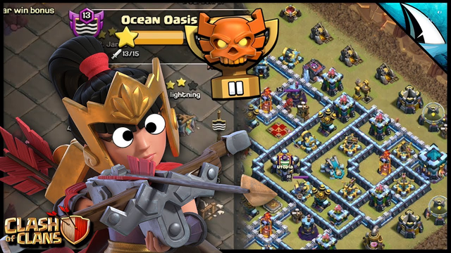 NOT THE QUEEN!!! Don't make this mistake with the Queen!   Clash of Clans