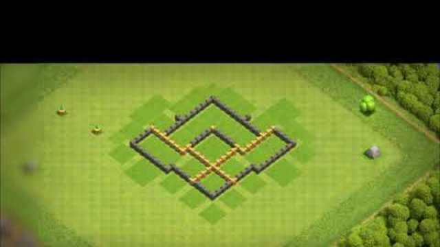 TOP 5 BASE TOWN HALL 5 | CLASH OF CLANS | WITH COPY LINK | 2020