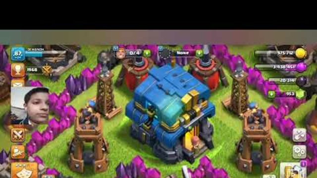 BACK WITH C.O.C. : PART 2 : CLASH OF CLANS