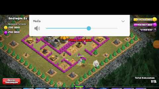 Clash Of Clans *ARCHER QUEEN* Babad Habiss