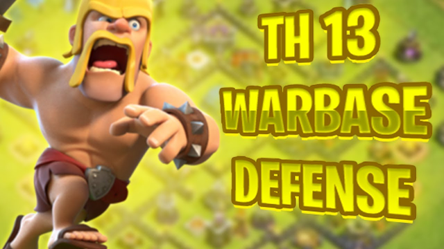 Best TH 12 War Base defense | Clash of clans townhall 12 warbase defens (replay) 2020