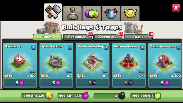 New COC TH1 To TH10 Max Within 30 Minutes 2020   CLASH OF CLANS