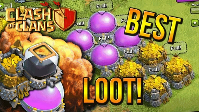 The Most Satisfying Funny Raid Ever In Clash Of Clans