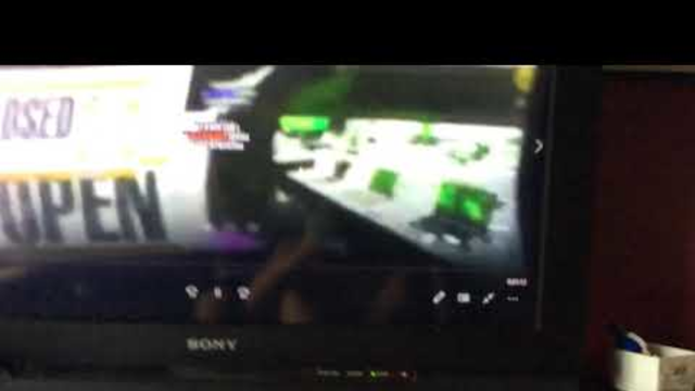 Preview 2 clash of clans effects in wiggle major TV Screen Cubed