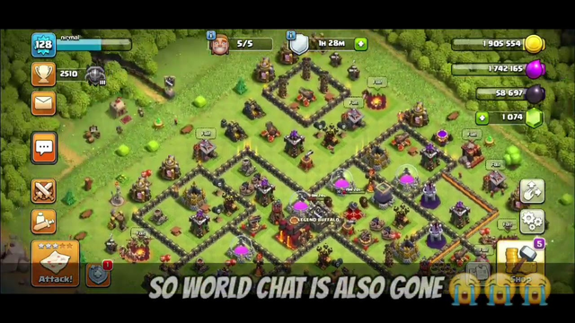 Playing Clash Of Clans After Years...