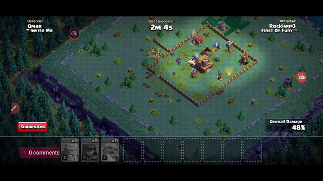 Clash Of Clans | Th 7 Pushing