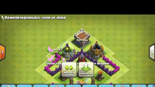 Clash of clans th 7 basis indeling