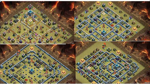 Clan war attacks | triple | clash of clans