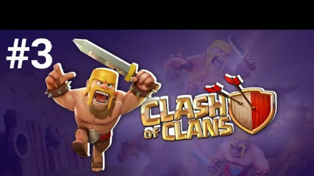 Clash Of Clans : Barbarian Attack || KING GAMER'S #3