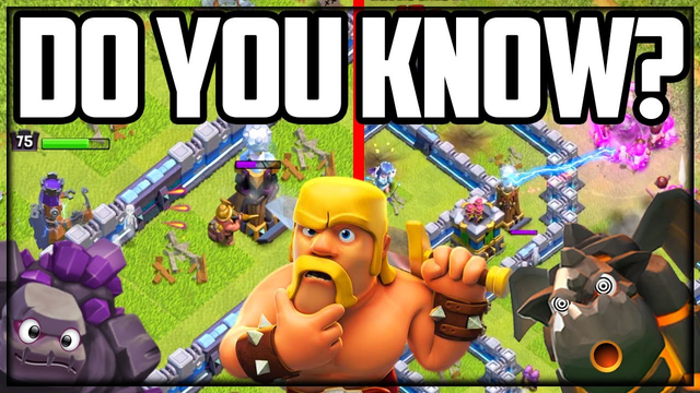 How WELL Do You Know Clash of Clans?