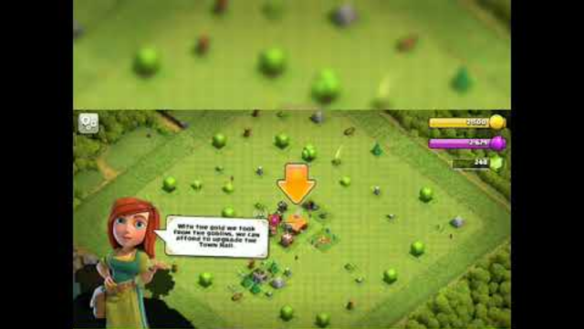 NEW GAMERS GAMING   Clash of clans   From town hall 1  