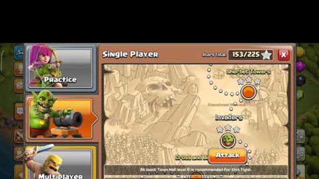 How To 3 Star Invaders in Clash Of Clans with Th7 | Invaders Coc Attack Strategy with Th7 or above