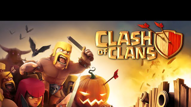 Clash of Clans Halloween Event