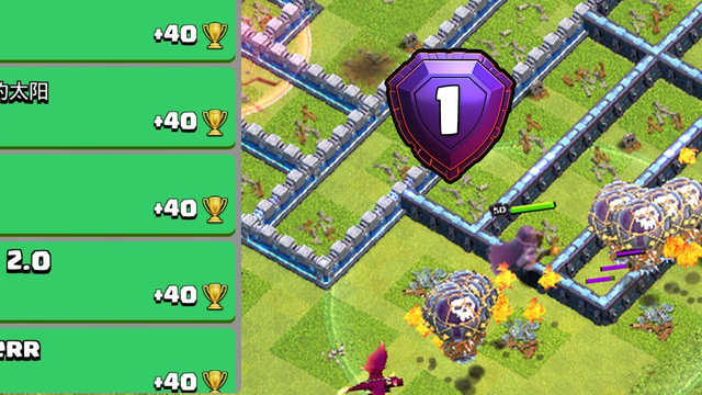 NO 1 STRATEGY! Th13 Best Army - Clash Of Clans