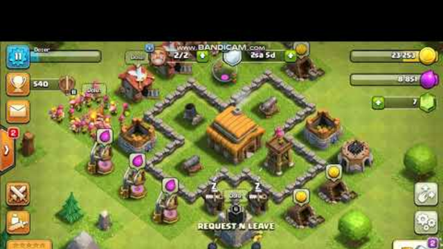 clash of clans th 4