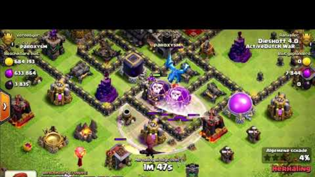 Mijn Townhall 7 Whale attacks *Legend Hits!* | Clash of Clans