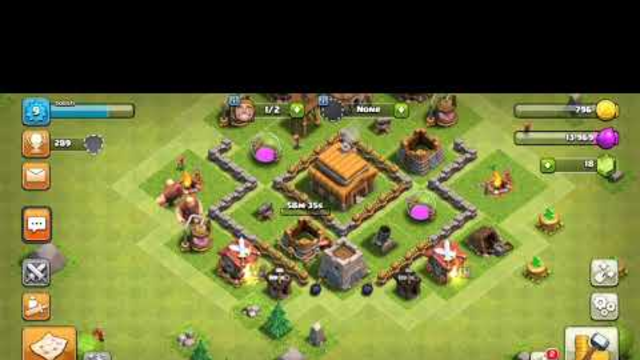 Clash of Clans th3 Attacks and upgrades