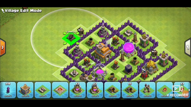 Best Town Hall 7 Base(clash of clans)