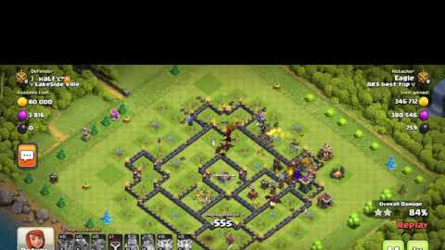 How to do best attack on Townhall 10 in clash of clans