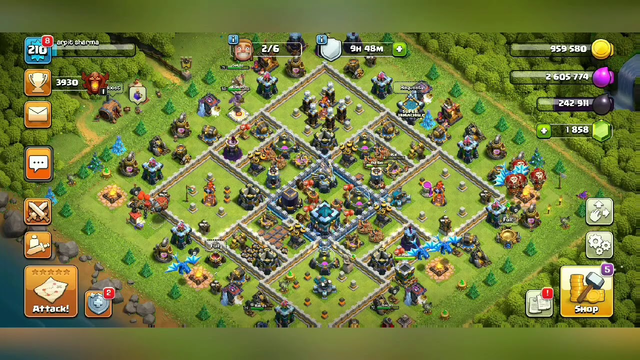 Clash of Clans || Loot Attack || 15Lakh  plus and Elixir loot || Best ever loot ||