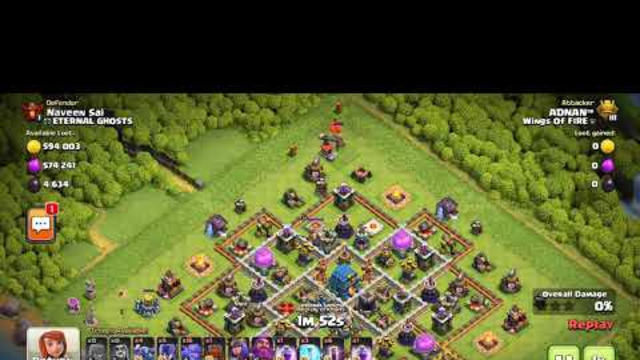 PEKKABOWBAT STRATEGY FOR TH12 WITH LOW LEVEL HEROES |CLASH OF CLANS | Mohammed Adnan