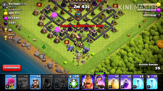 clash of clans TH10 attacking strategy