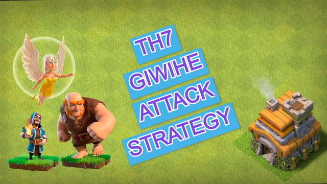 Th7 Giant Wizard Attack Strategy | Th7 GiWiHE Attack Strategy | Clash Of Clans
