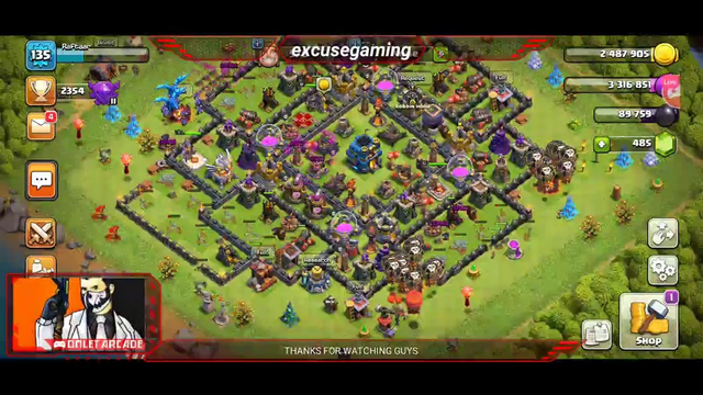 CLASH OF CLANS| LEGEND PUSHING | PROMOTION  NEW PLAYERS