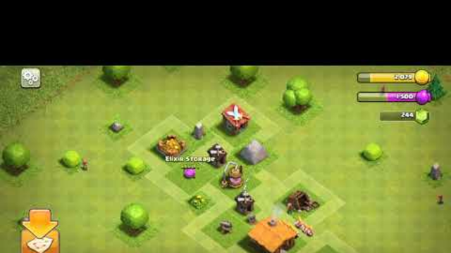 Th 1 to Th 2 ||CLASH OF CLANS||(Our first video)