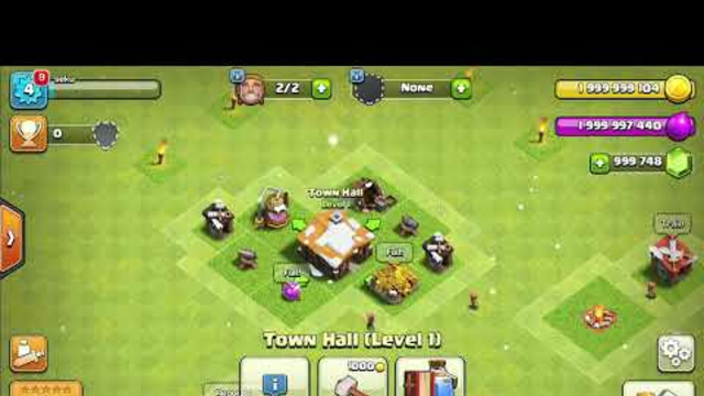 NEW BEST TH1 Defense Base 2020!! Town Hall 2 Hybrid Base Design [FULLY UPGRADED] - Clash of Clans