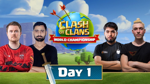 Indian Clan in World Championship - Clash of Clans World Championship - COC