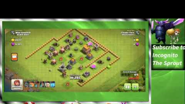 A Very Successful Attack | Clash Of Clans