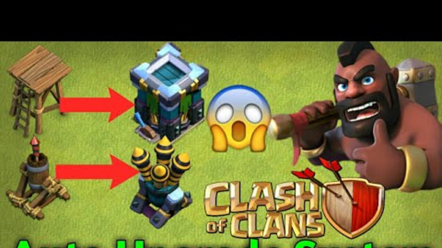 Auto Upgrade System In Clash of Clans || Full Information About Auto Upgrade System In Clash of Clan