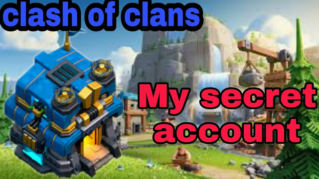 My secret  th 12 account revealed/clash of clans/king gamer