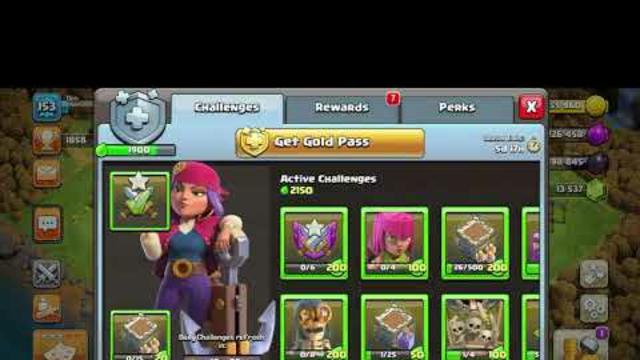 Clash Of Clans - 100% Dragon Destruction only
