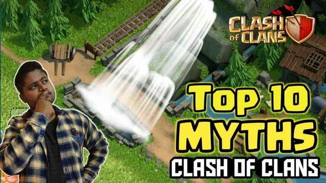 Top 10 Mythbusters in Clash of Clans | COC Myths #2