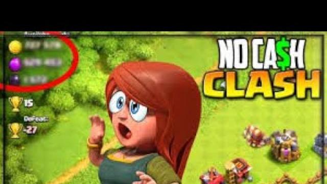 Biggest Raid   EVER Clash of Clans No Cash Clash   Town Hall 6!