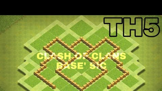 TH5 Base | Clash of Clans