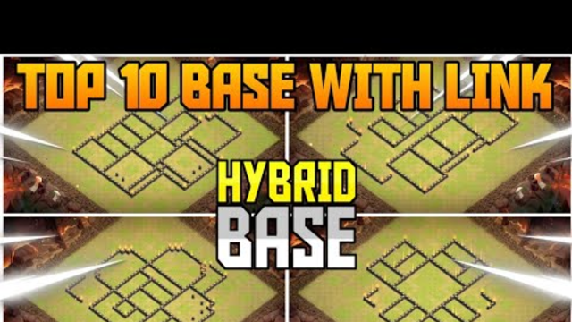 New BEST TH9 Anti 3star Base 2020 | New Pro TH9 Hybrid/Cwl/Trophy Base!! | TH9 Base - Clash of Clans